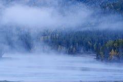 Lago Kanas Fotografia de Stock Royalty Free