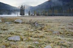 Lago Kanas Imagem de Stock