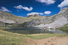 Lago Kapetanovo, Montenegro Immagini Stock