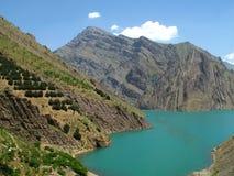 Lago Karaj Imagen de archivo libre de regalías