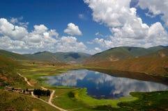 Lago Kasa Imagens de Stock