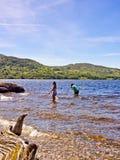 Lago Katrine Imagen de archivo