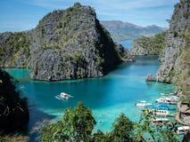 Lago Kayangan Imagen de archivo