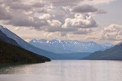 Lago Kenai Immagini Stock Libere da Diritti