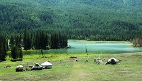 Lago Kenasi Imagens de Stock Royalty Free