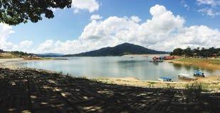 Lago Kenyir Fotografie Stock