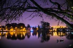 Lago Keywest Foto de Stock Royalty Free
