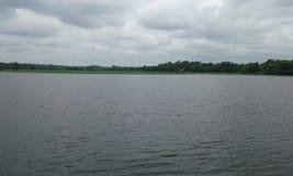 Lago Khindsi Imágenes de archivo libres de regalías