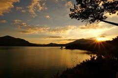 Lago Killarney Immagini Stock