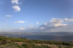 Lago Kineret. Immagine Stock Libera da Diritti