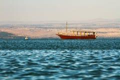 Lago Kineret, Israel imagem de stock royalty free