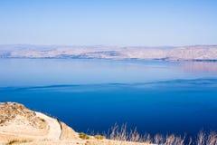 Lago Kineret, Israel foto de stock royalty free