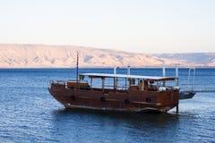 Lago Kineret, Israele immagini stock