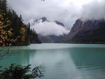 Lago Kinney Fotografia Stock Libera da Diritti