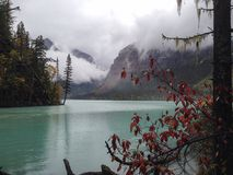 Lago Kinney Fotos de archivo libres de regalías