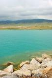 Lago Kokonor Imágenes de archivo libres de regalías