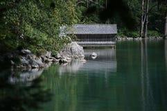 Lago Konigssee Foto de archivo