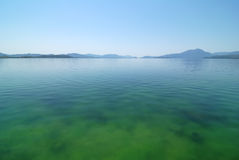 Lago Koycegiz Imagem de Stock