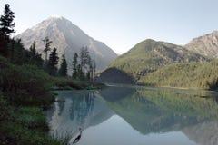 Lago Kucherlinskoe Fotografía de archivo