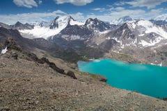 Lago Kul dell'ala Fotografia Stock Libera da Diritti