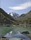 Lago Kulagash. Fotografía de archivo libre de regalías