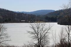 Lago Lackawanna fotografie stock libere da diritti