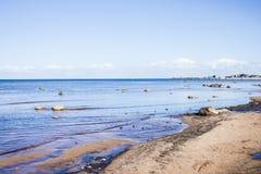 Lago Ladoga Fotos de archivo