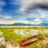 Lago lak Fotografía de archivo libre de regalías
