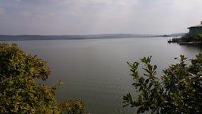 Lago Laknavaram Foto de Stock