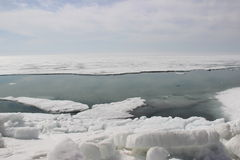 Lago landscape Fotos de archivo