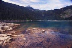 Lago landscape Fotografía de archivo