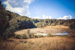 Lago landscape das madeiras foto de stock royalty free
