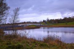 Lago Lannagh Fotos de archivo libres de regalías