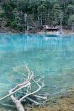 Lago Lanyue em yunnan China imagens de stock royalty free