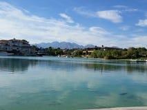 Lago Las Vegas Immagini Stock