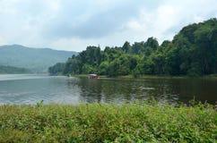 Lago Lengkong Foto de Stock