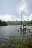 Lago Lengkong Imagenes de archivo