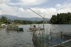 Lago Lengkong Imágenes de archivo libres de regalías