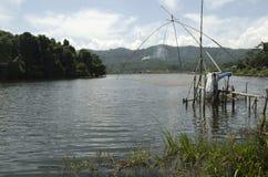 Lago Lengkong Imagen de archivo libre de regalías
