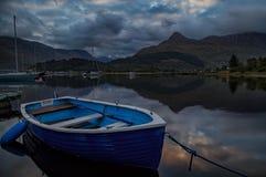 Lago Leven Fotografía de archivo libre de regalías