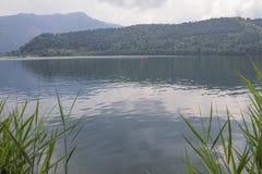 Lago Levico Imagem de Stock