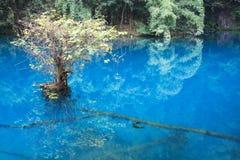 Lago, Li BO Fotografía de archivo