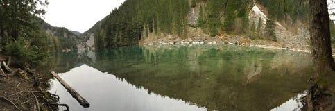 Lago Lindemen - panorama Imagem de Stock Royalty Free