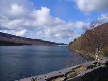 Lago Llanberis Fotografía de archivo