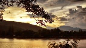 Lago local Imagenes de archivo