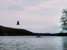 Lago Logan Imágenes de archivo libres de regalías