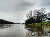 Lago Logan Foto de archivo