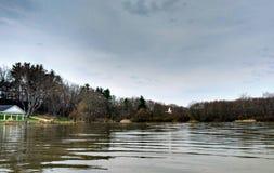 Lago Logan Imagen de archivo libre de regalías