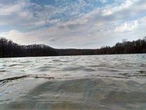 Lago Logan Fotografía de archivo