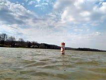 Lago Logan Foto de archivo libre de regalías